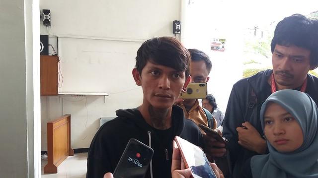 Fikri, salah satu pengamen Cipulir korban salah tangkap