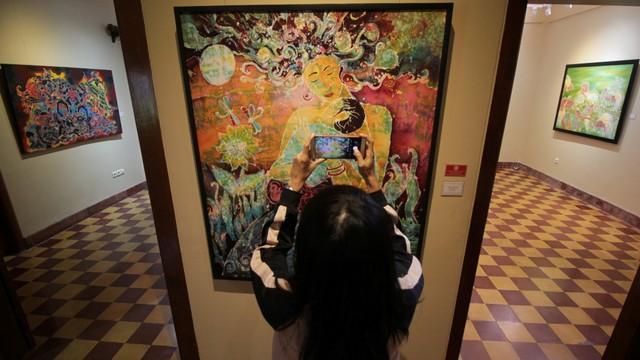 Lestarikan Cerita Rakyat, Kemenparekraf Gelar Pameran Virtual Dongeng (394586)