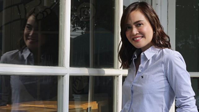 Shandy Aulia Dijambak hingga Diseret saat Syuting Film 'Kutuk' (584708)