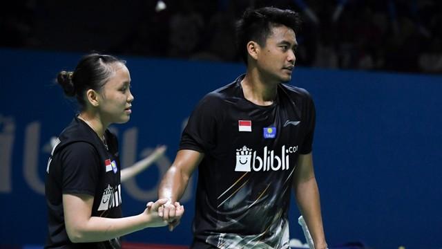 Ganda Campuran Owi/Winny, Blibli Indonesia Open 2019
