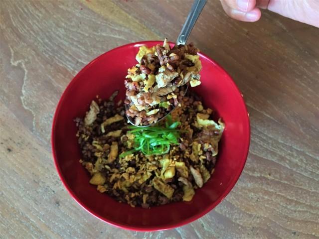 Nasi goreng multigrain ayam garlic - Fit Lokal