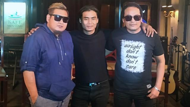 Alasan Pepep 'ST12' Tak Lagi Bisa Nge-band Bareng Charly Van Houten (86738)