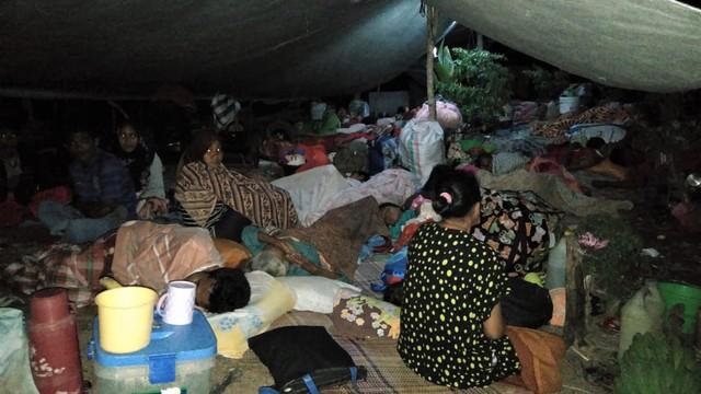 Pengungsi Korban Gempa Halmahera Selatan Bertambah Jadi 53.423 Jiwa (128435)
