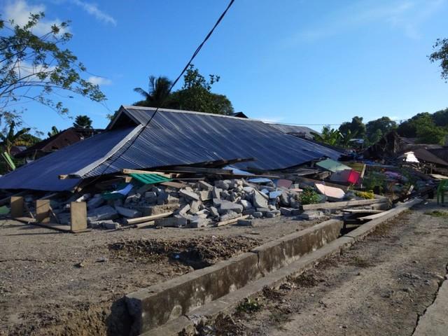 Pengungsi Korban Gempa Halmahera Selatan Bertambah Jadi 53.423 Jiwa (128436)