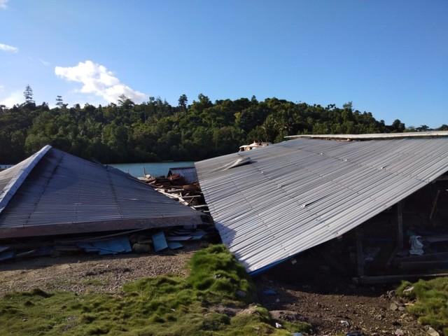 Pengungsi Korban Gempa Halmahera Selatan Bertambah Jadi 53.423 Jiwa (128439)