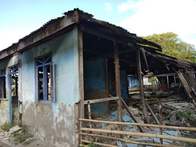 Pengungsi Korban Gempa Halmahera Selatan Bertambah Jadi 53.423 Jiwa (128440)