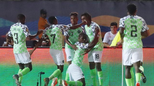 Nigeria vs Tunisia