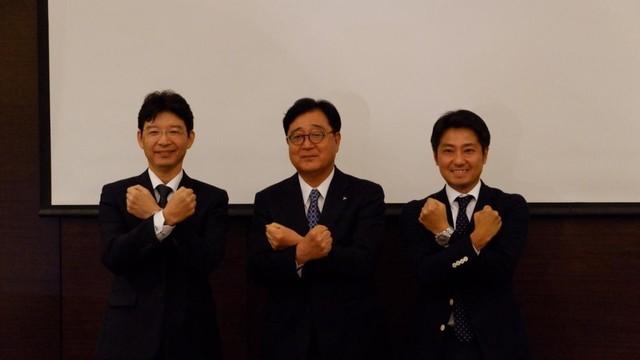 Jajaran direksi Mitsubishi Motors