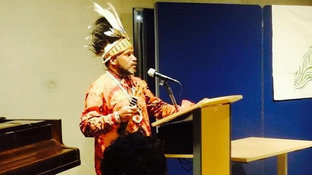 Benny Wenda, Pemimpin United Liberation Movement for West Papua (ULMWP)