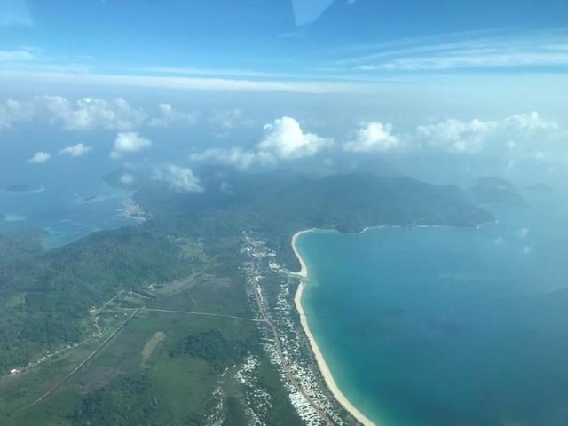 Begini Serunya Terbang Batam - Anambas Naik Pesawat Mini Susi Air (96924)