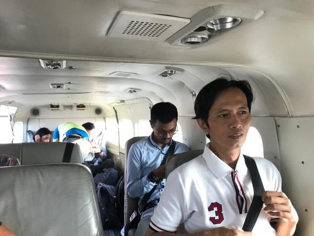 Begini Serunya Terbang Batam - Anambas Naik Pesawat Mini Susi Air (96923)