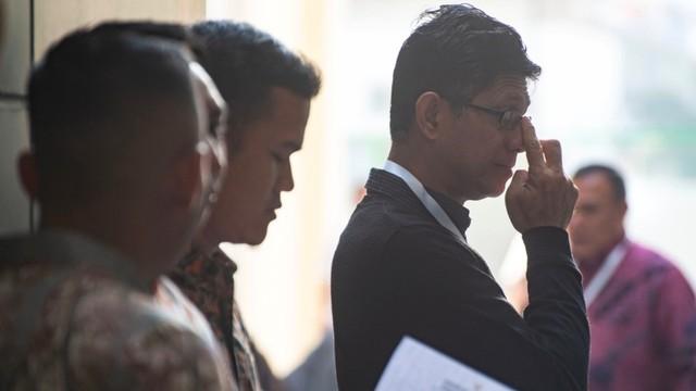uji kompetensi seleksi calon pimpinan KPK, Wakil Ketua KPK Laode Muhammad Syarif
