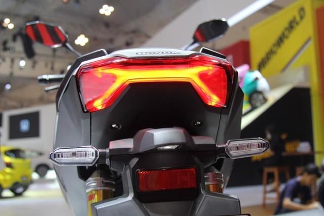 Lebih Dekat dengan Honda ADV 150 yang Meluncur di GIIAS 2019 (58669)