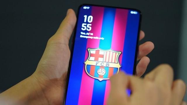 Oppo Reno 10x Zoom Edisi FC Barcelona