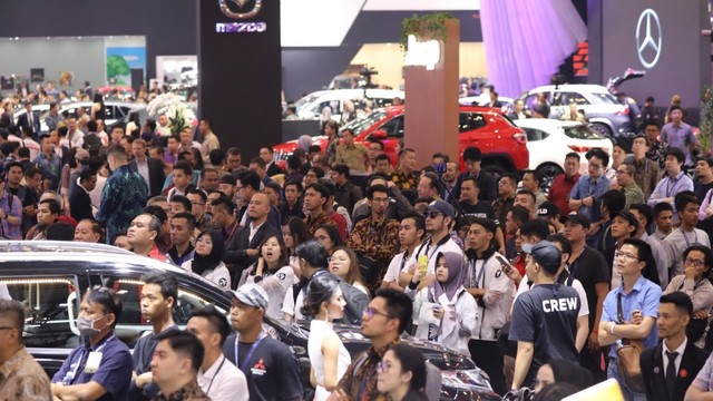 Gaikindo Jakarta Auto Week (GJAW) Batal Digelar Akhir 2020, Pindah Awal 2021 (15372)
