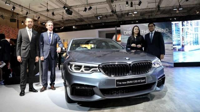 Genjot Jualan, Beli Mobil BMW Dapat Gratis Bensin   (993)