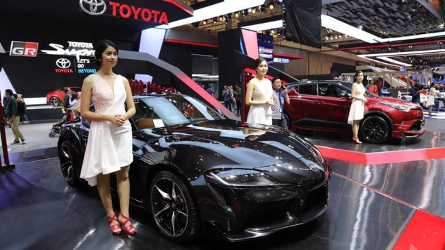 Pameran Otomotif Gaikindo Jakarta Auto Week (GJAW) Ditunda Lagi, Jadi Maret 2021 (120301)