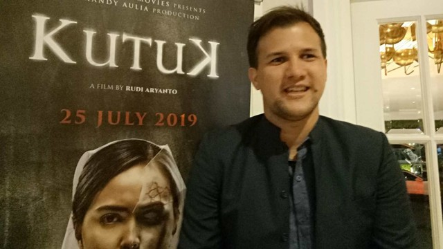 press screening film 'Kutuk', Stuart Collin