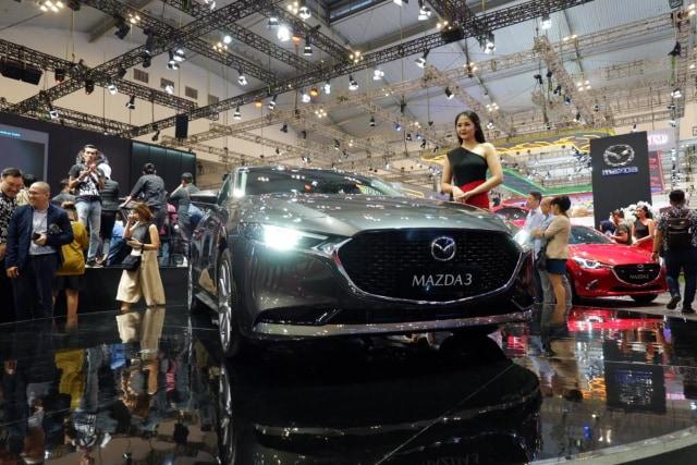 Mazda 3 Baru, Upaya EMI Gaet Konsumen Loyalis (52036)