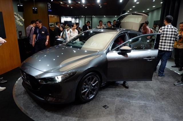Mazda 3 Baru, Upaya EMI Gaet Konsumen Loyalis (52038)