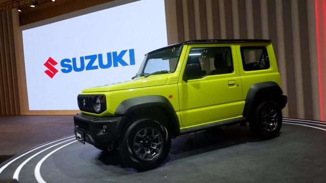 Suzuki Jimny di GIIAS 2019