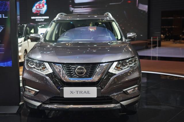Nissan X-Trail facelift meluncur di GIIAS 2019