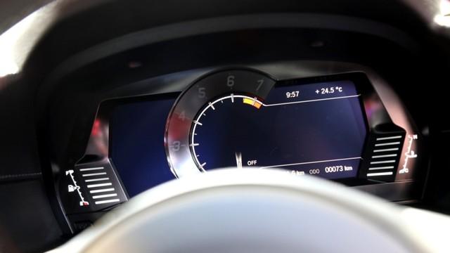 Foto: Tampilan Toyota GR Supra di GIIAS 2019 (236826)