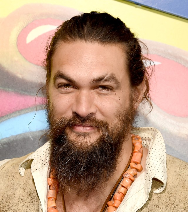 Jason Momoa (NOT COVER)