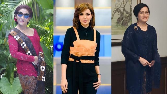 Perempuan paling dikagumi di Indonesia