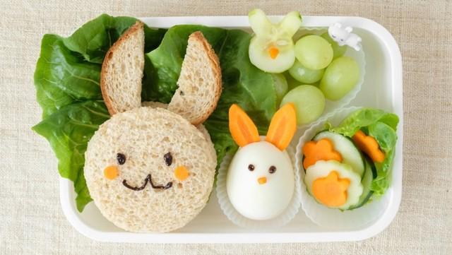 Foto 5 Ide Kreatif Sajian Roti Untuk Bekal Sekolah Anak