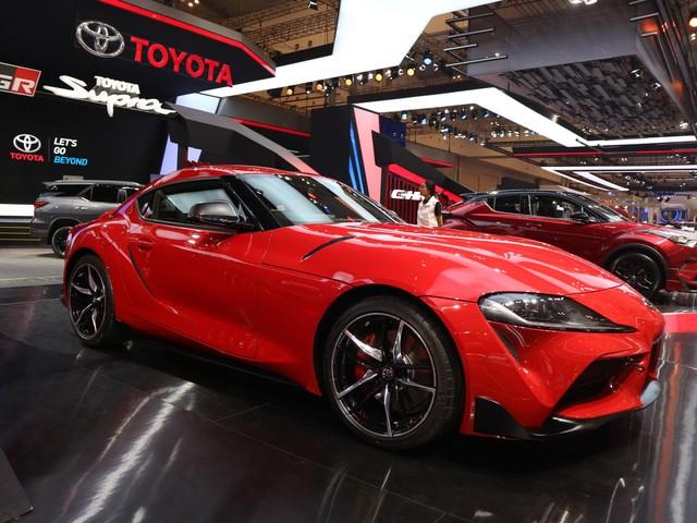 Toyota GR Supra Sudah Laku 12 Unit (64295)