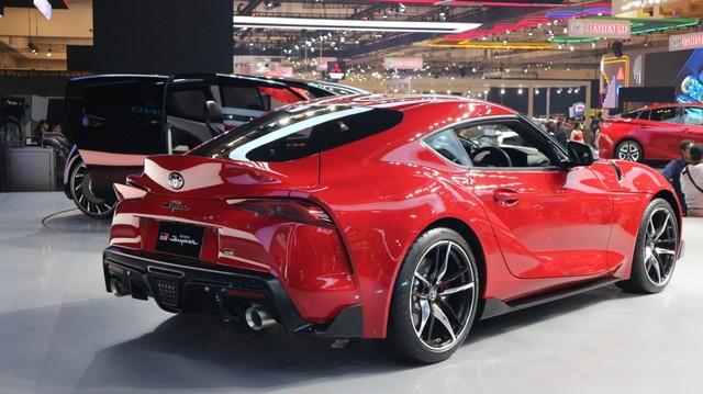 Toyota GR Supra Sudah Laku 12 Unit (64294)