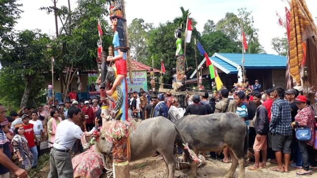 Ritual Tiwah, Upacara untuk Mengantarkan Arwah dalam Suku Dayak (339497)