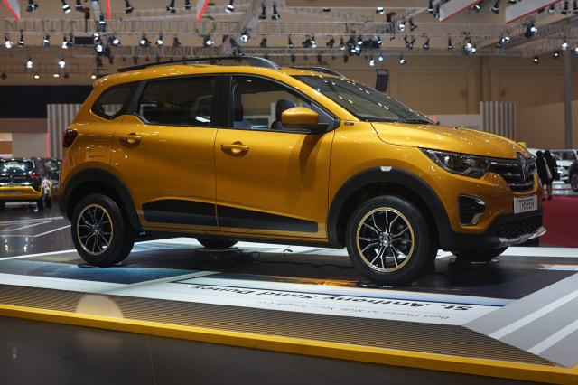 Bedah Fitur Renault Triber Matik yang Harganya Tak Sampai Rp 200 Juta  (6037)