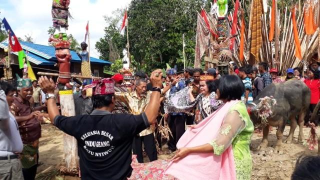 Ritual Tiwah, Upacara untuk Mengantarkan Arwah dalam Suku Dayak (339498)