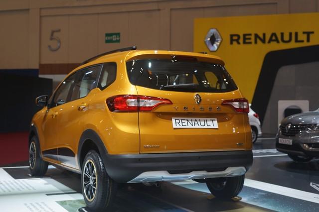 Bedah Fitur Renault Triber Matik yang Harganya Tak Sampai Rp 200 Juta  (6039)