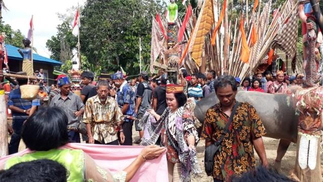 Ritual Tiwah, Upacara untuk Mengantarkan Arwah dalam Suku Dayak (339499)
