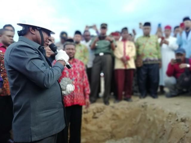Sebagian Dana APBD Papua Barat Digunakan Untuk Bangun Kantor MUI  (431281)