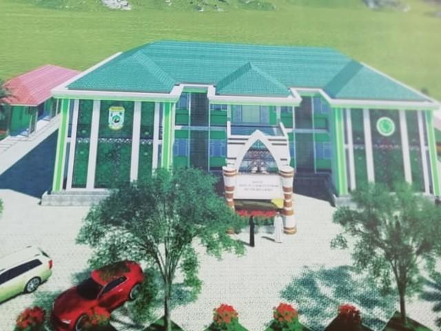 Sebagian Dana APBD Papua Barat Digunakan Untuk Bangun Kantor MUI  (431282)