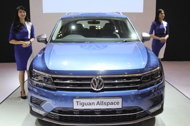 VW Tiguan Allspace: Spesifikasi, Fitur, Harga, dan Skema Kredit (38451)