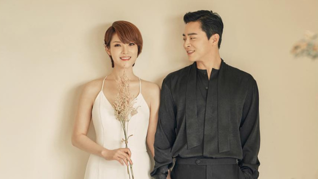 Gummy dan Jo Jung Suk