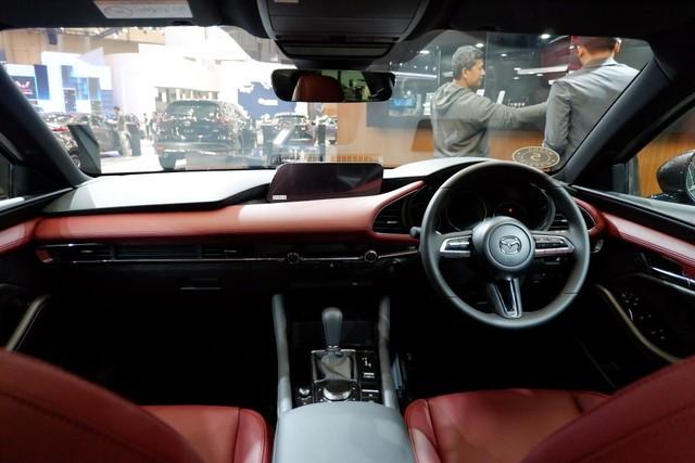 Booth Mazda di GIIAS 2019