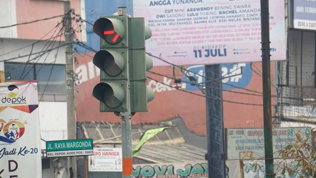 Muncul Petisi Tolak Pemutaran Lagu Wali Kota Depok di Lampu Merah (70324)