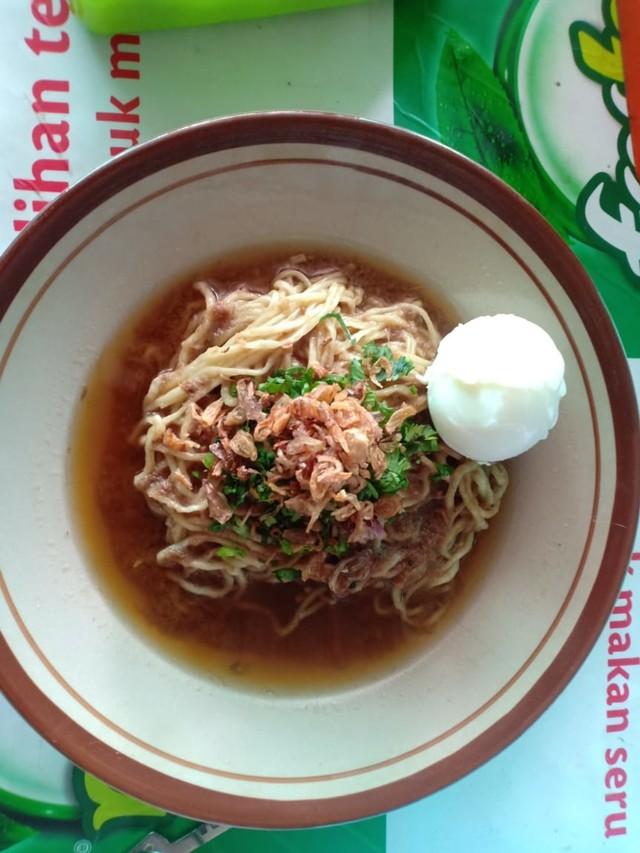 Mencicipi 'Mie Koba Iskandar', Kuliner Khas Bangka Belitung (375760)