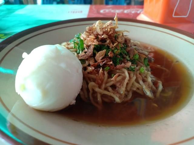 Mencicipi 'Mie Koba Iskandar', Kuliner Khas Bangka Belitung (375761)
