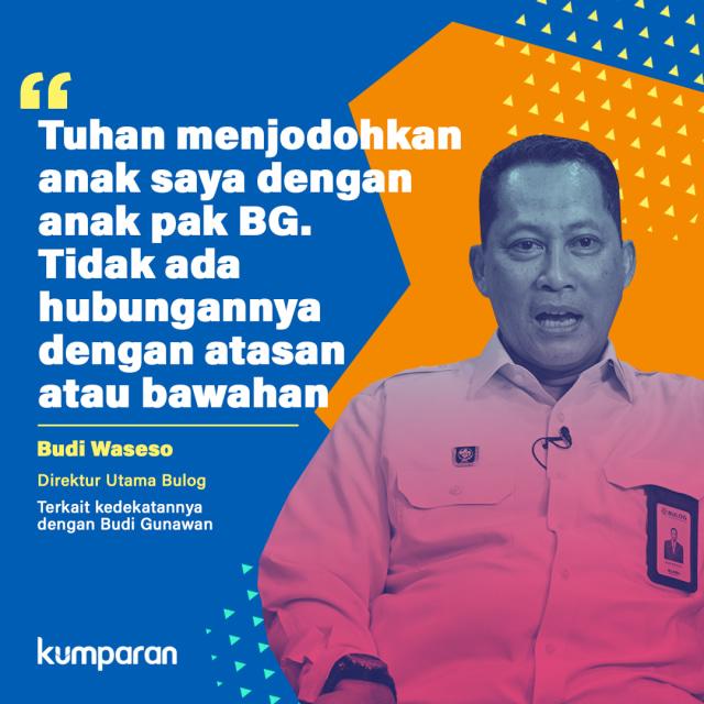 Krispi Quote Budi Waseso