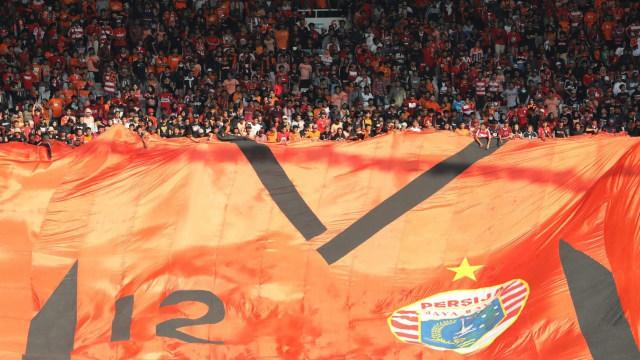 Foto: Kemenangan Persija Melawan PSM di Leg I Final Piala Indonesia (36325)