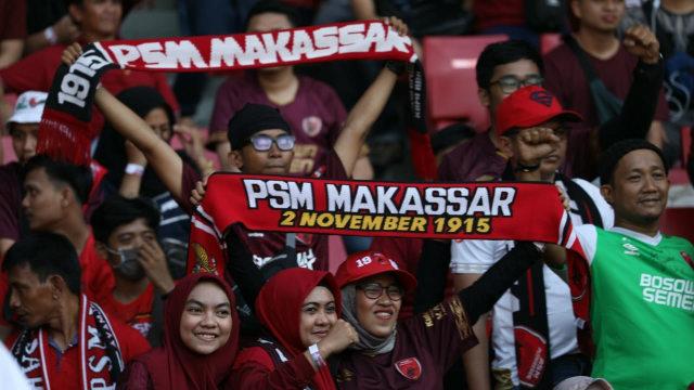 Foto: Kemenangan Persija Melawan PSM di Leg I Final Piala Indonesia (36328)