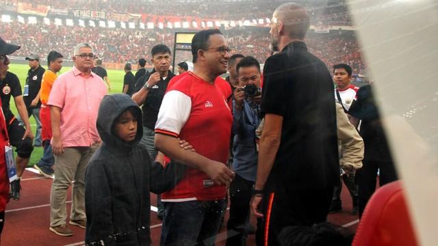 Foto: Kemenangan Persija Melawan PSM di Leg I Final Piala Indonesia (36323)