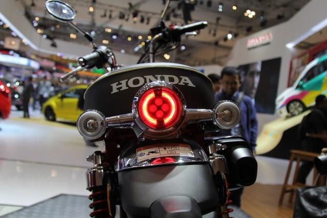 Resmi Dijual, Motor Mungil Honda Monkey Harganya Rp 65 Juta (740571)